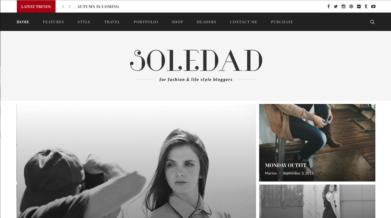 Soledad WordPress Theme Review - GridLust